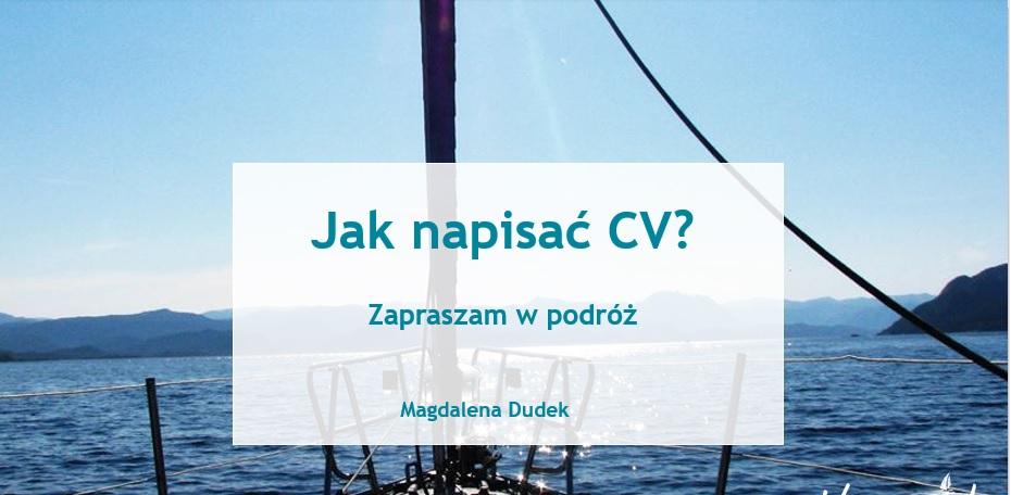 Jak napisac cv kurs online